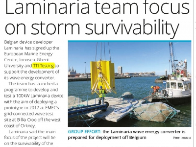TTI and TTI Testing Make the News at ICOE 2016